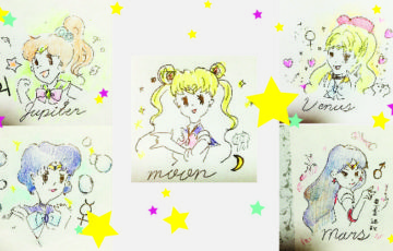 sailor moon
